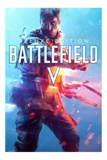 Battlefield V Deluxe Edition Microsoft Xbox One 2018 For Sale Online Ebay