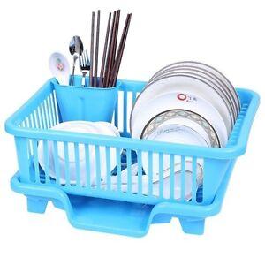 Lavello Cucina In Plastica.Plastica Scolapiatti Vaschetta Di Raccolta Piatto Posate Lavello