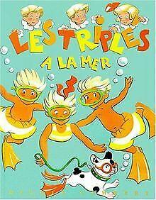 Les-Triples-a-la-mer-de-Lambert-Nicole-Livre-etat-tres-bon