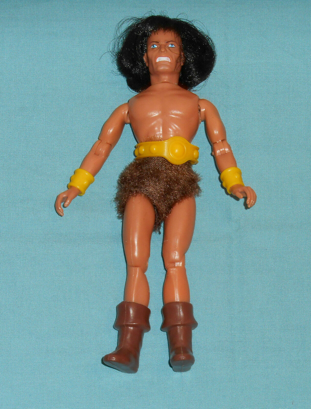 Vintage Mego WORLD'S GREATEST SUPER-HEROES WGSH 8  CONAN with belt + loincloth