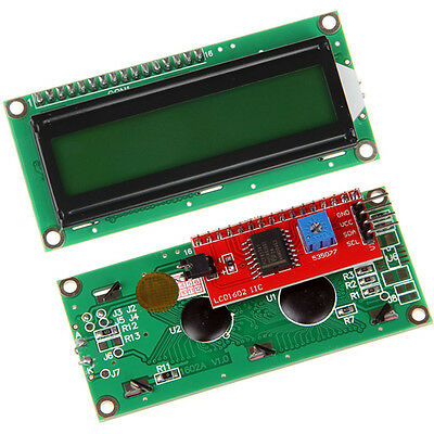 Serial Interface TWI IIC I2C1602 16×2 Character LCD display Module for Arduino