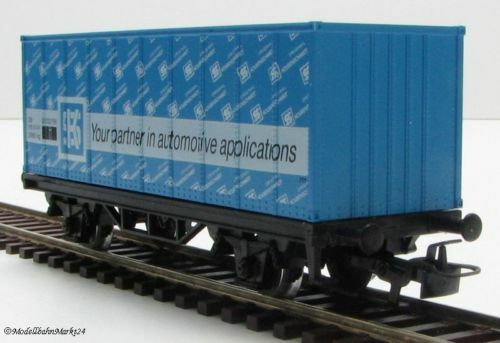MÄRKLIN DB Containerwagen Kolbenschmidt Ep IV OVP