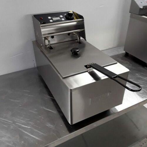 Commercial Fryer Single 5 L Tank Buffalo L490