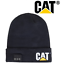 MENS CATERPILLAR WIRELESS BLUETOOTH HEADSET THERMAL BEANIE HAT HEADPHONES CAP SZ