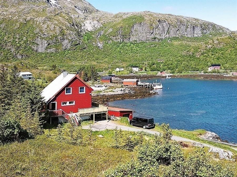 Sommerhus, Regioner:, Lofoten