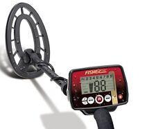 ! novedad! Fisher f22 detector de metales tiefensonde metal dispositivo de búsqueda pescadores f-22 detector