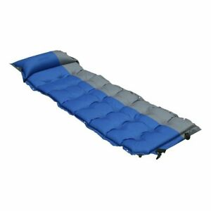 Self-Inflating-Pad-Sleeping-Mattress-Air-Bed-Camping-Hiking-Mat-Thicken-MA