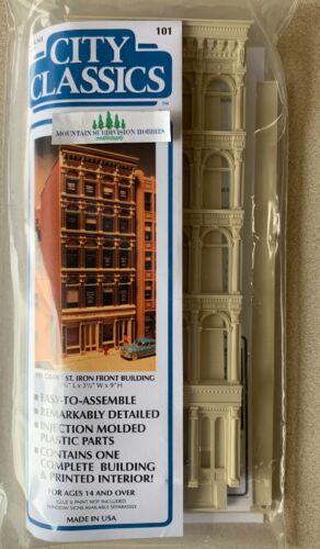 City Classics 101 Grant Street Building HO Scale Kit  MODELRRSUPPLY   $5 Offer