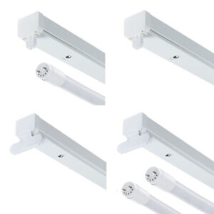 LED-Single-Twin-Batten-Fitting-60cm-120cm-150cm-180cm-With-T8-led-Tubes-office