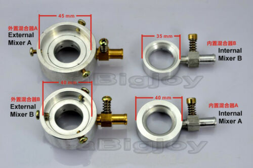 1pcs LPG//CNG Gas Mixer  for Bi-fuel Conversion on Motorcycle