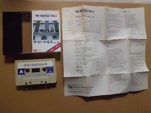 The-Beatles-cassette-tape-japan-japanese