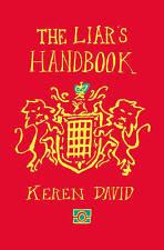The Liar's Handbook by Keren David | Paperback Book | 9781781126806 | NEW