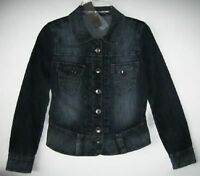 United Colors Of Benetton Girls Jeans Jacket L-8/9