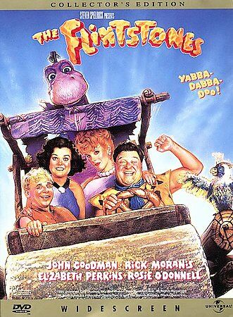 The Flintstones Dvd 1999 Collectors Edition For Sale Online Ebay