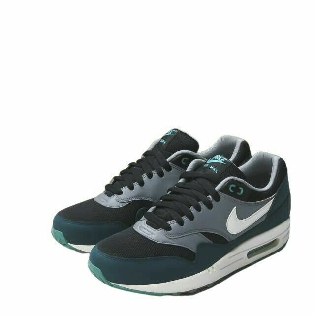 Size 12 - Nike Air Max 1 Essential Midnight Turquoise