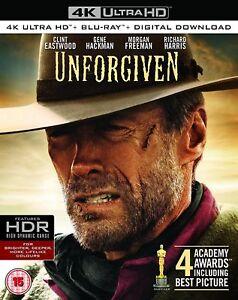 Unforgiven 4K Ultra HD Nuovo 4K UHD (1000645220)