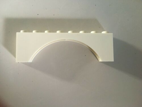 3308 Choose Colour LEGO Arch 1 x 8 x 2 Thick Top and Reinforced Underside