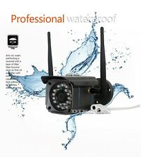 Waterproof  Wireless WiFi HD 720P IP P2P Camera Home Security CCTV Night Vision