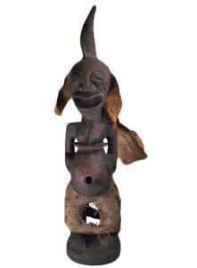 Songye-Nkisi-Figur-Zentralafrika-Kongo-Afrika-Kunst