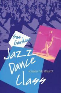 Jazz-Dance-Class-Beginning-Thru-Advanced-Paperback-by-Giordano-Gus-Brand