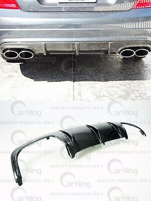 CARKING 08-11 CARBON MERCEDES BENZ W204 C63 AMG A style DIFFUSER REPLACEMENT