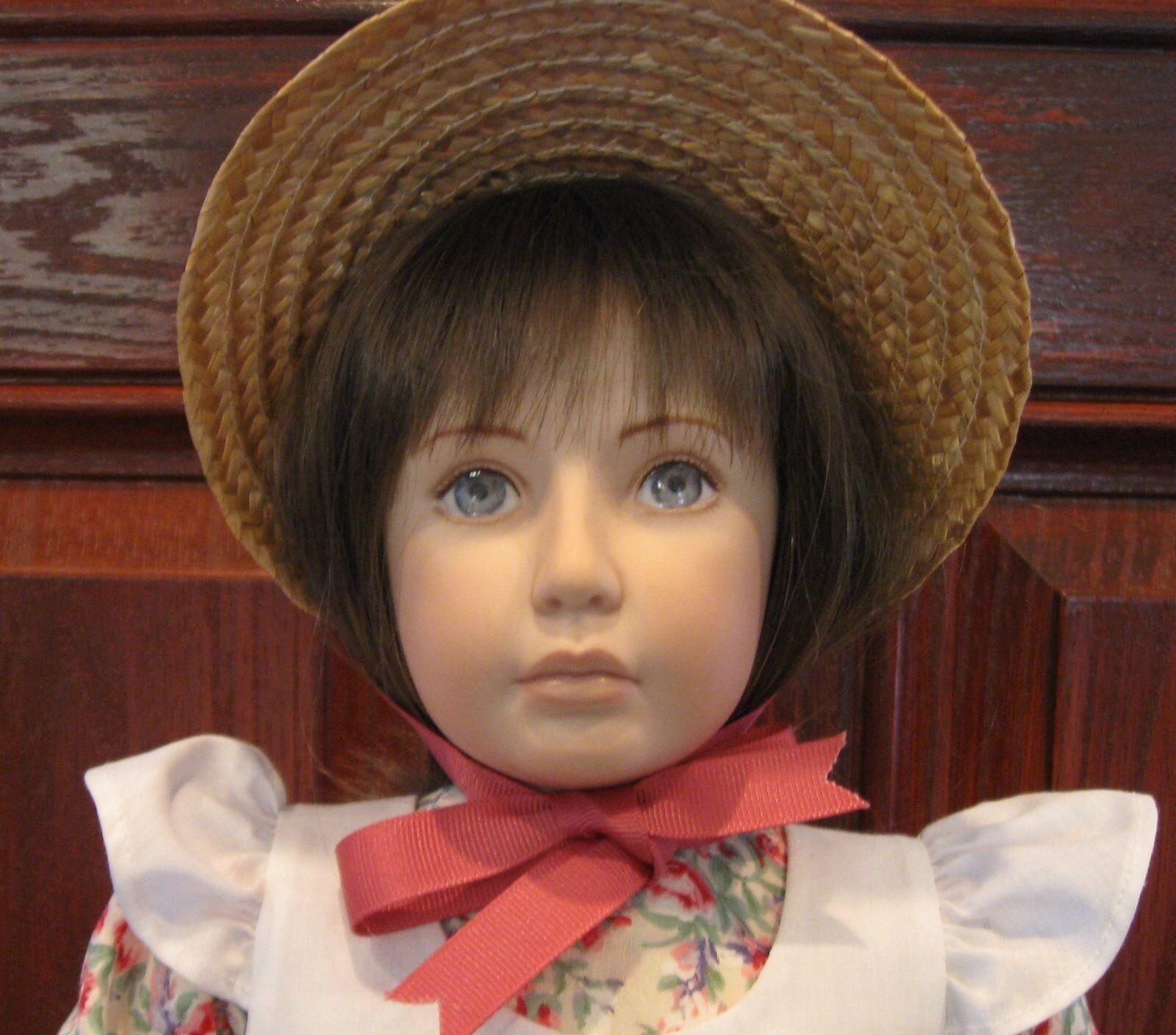 23  Fawn porcelain Doll Handmade