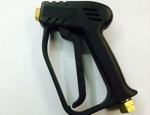 Industrial Spray Gun Trigger, 4000 PSI,8 GPM, PRESSURE WASHER