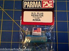PARMA #290A  15 Ohm HO Plus Controller Resistor from Mid America Raceway