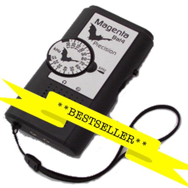 Bat Detector - Magenta Bat 4