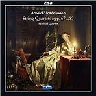 Arnold Mendelssohn - : String Quartets Opp. 67 & 83 (2013)