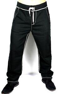True-Religion-149-Men-039-s-Contrast-Big-T-Wide-Leg-Sweatpants-Pants-M9FB197NQ9