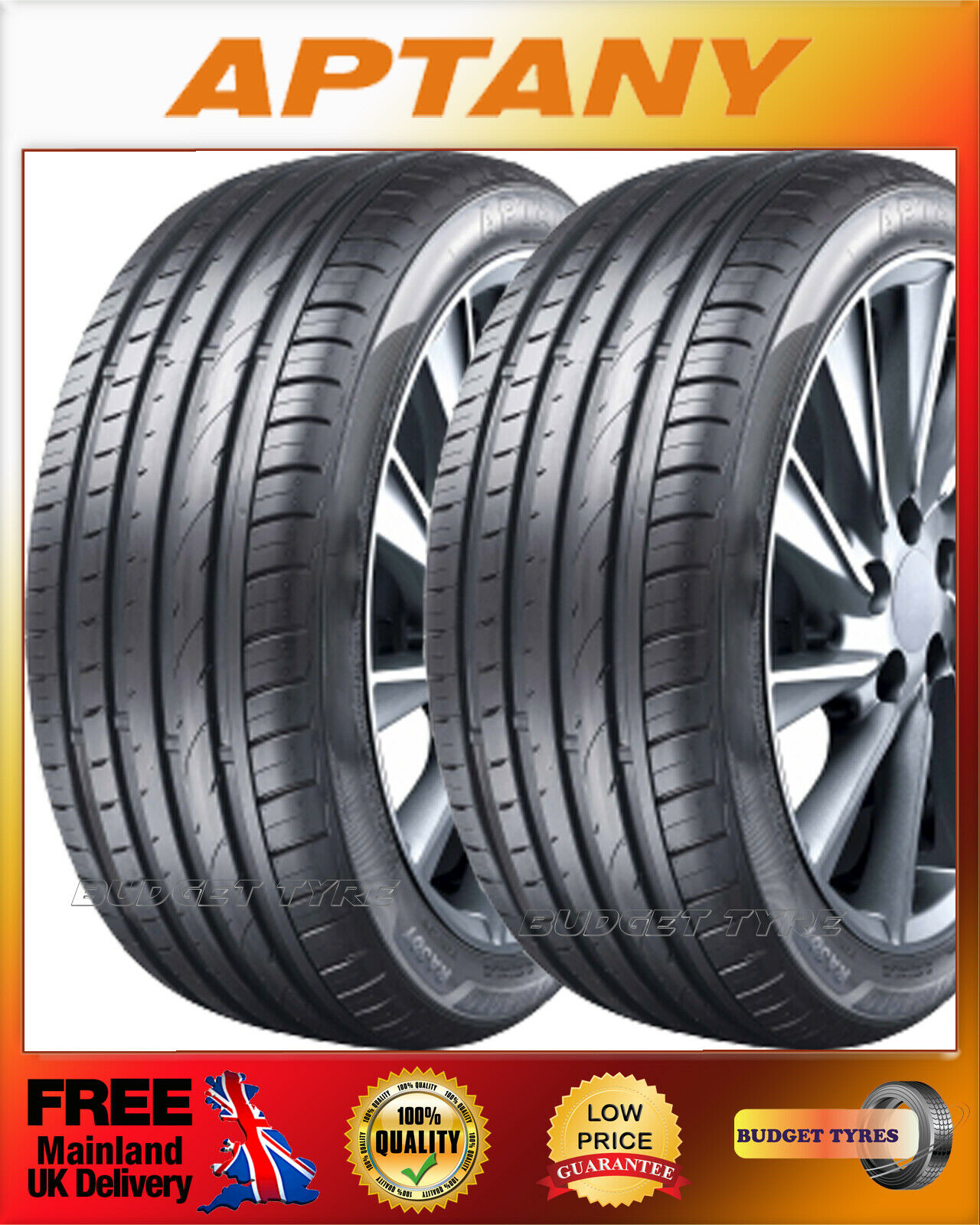 Tyre Barn for branded budget & part