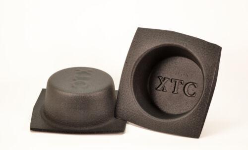 """XTC  8/""""  Shallow  Foam Speaker Baffles  VXT82 acoustic baffle shallow  8/"""" 1pr"""