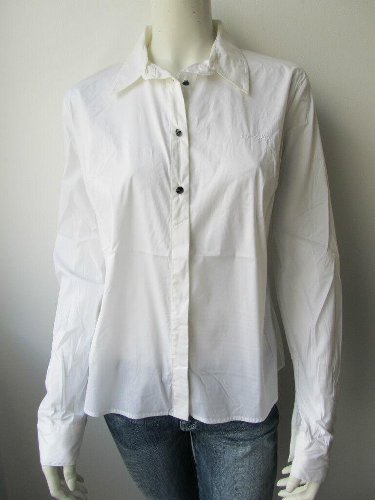 CNC Costume National Shirt Blause Top Hemd Camicia 48 XL