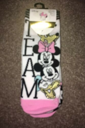 Taille UK 4-8 Disney primark Mickey Mouse Chaussettes