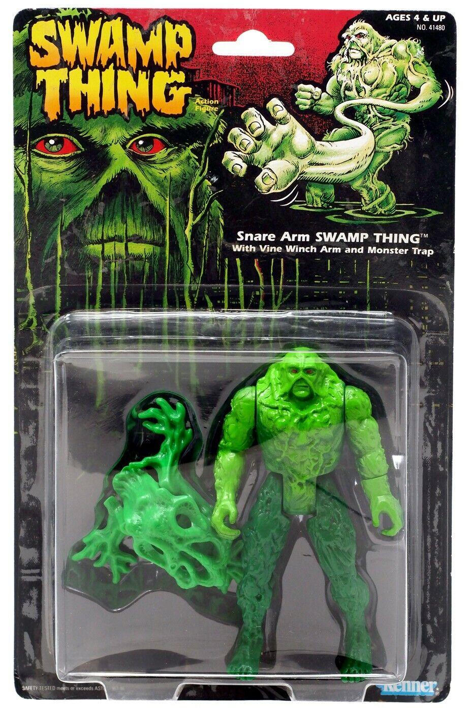 DC Swamp Thing azione cifra [Snare Arm]   fino al 42% di sconto