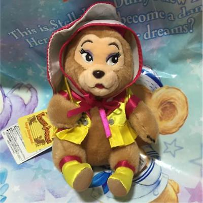 Pre-Order Tokyo Disney Resort 2018 Country Bear Theater Plush Badge Teddi Berra