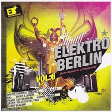 ELEKTRO BERLIN 6 = Koletzki/Alien/Kiki/Eyerer/Efdemin/SABB..=2CD= groovesDELUXE!