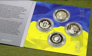 Ukraine 5 Hryven 2016-25 Years of Independence UNC Lemberg-Zp