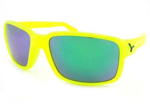 Cebe DUDE medium fit lunettes de soleil jaune fluo//vert miroir CBDUDE 8