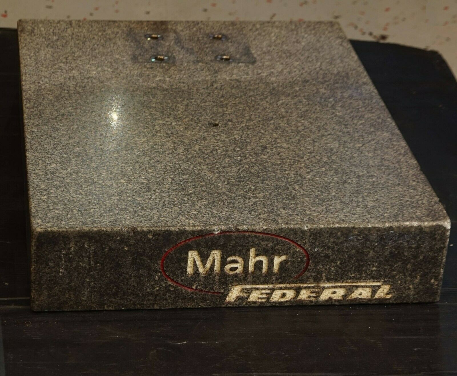 MAHR Federal Granite Surface Plate