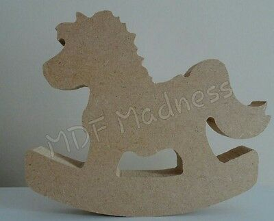 Wooden HORSE Free Standing 18mm MDF