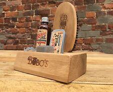 BOBOS BEARD COMPANY BEARD CARE KIT ,BEARD OIL, BEARD BRUSH, MOUSTACHE WAX + COMB