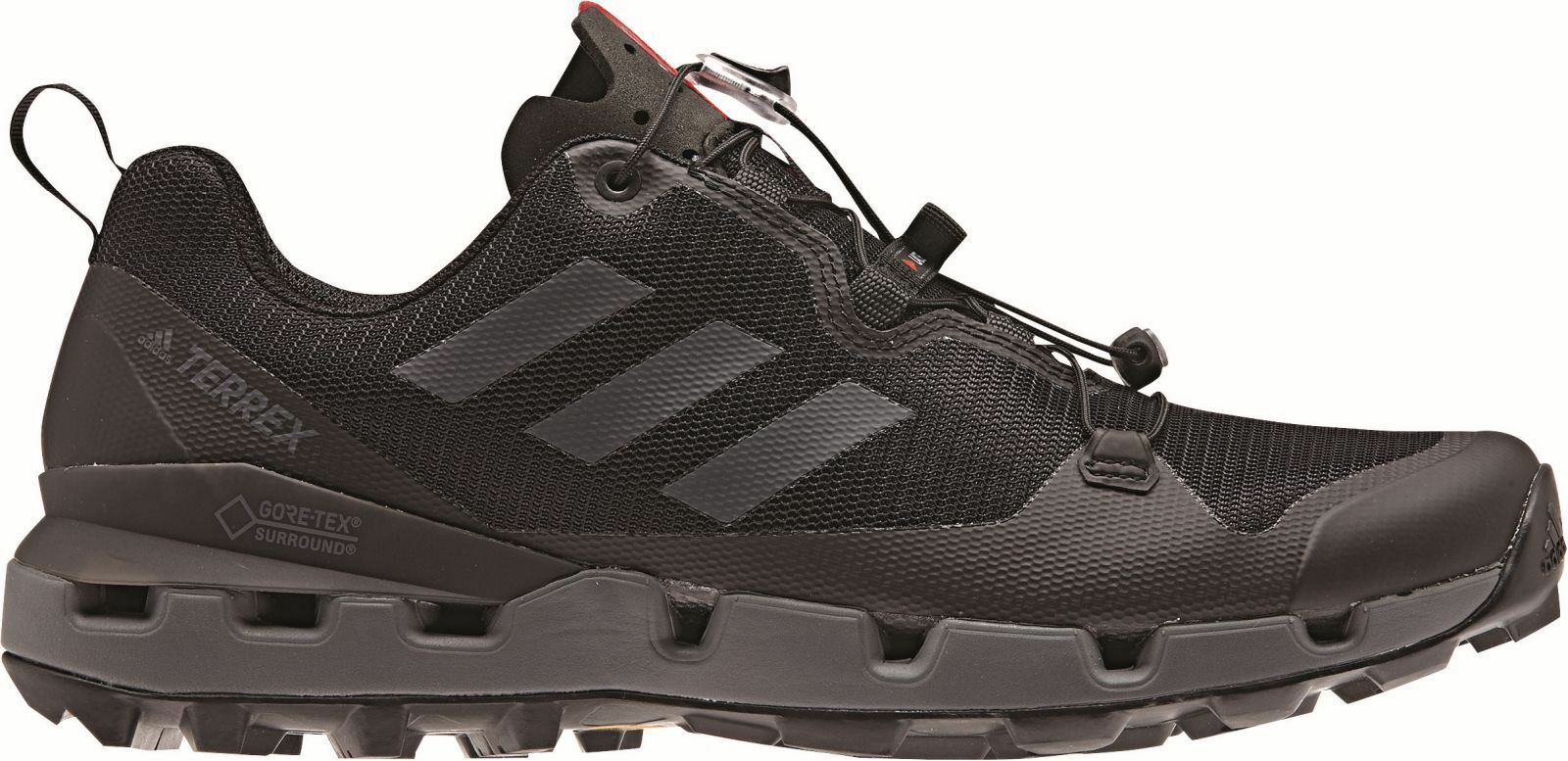 Adidas TERREX Performance Herren Outdoor Wander Schuh TERREX Adidas FAST GTX SURROUND schwarz 6ce086