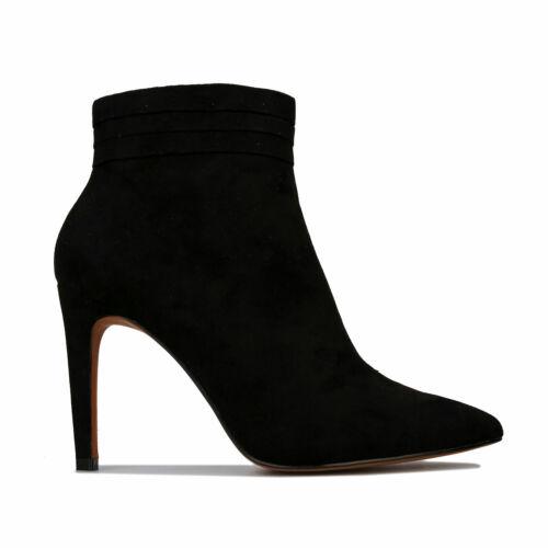 Womens Karen Millen Ella Joyce Boots In Black