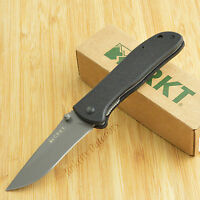 Crkt Columbia River Drifter 8cr14mov Plain Edge G10 Handle Knife 6450k