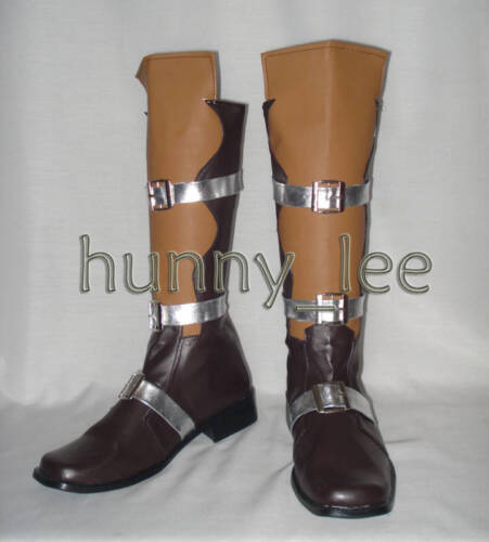 Final Fantasy 13 Lightning Cosplay Boots Custom-Made