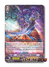 Cardfight Vanguard  x 4 Evil-eye Princess, Euryale - EB07/009EN - R Mint