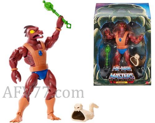 --Read Listing Masters of the Universe MOTU Classics Filmation CLAWFUL 2.0