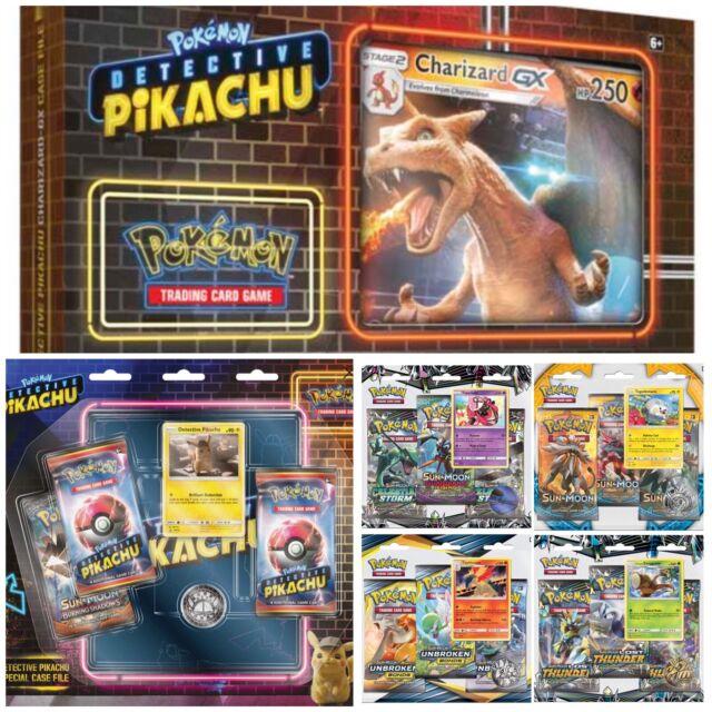 pokemon detective pikachu charizard gx case file